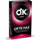 Okey Prezervatif Çiftehaz 10 Lu
