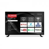 Telenova 82 Ekran Smart (Wi Fi) Fullhd 1080p...