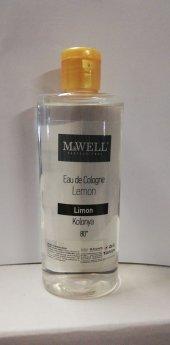 M&well Professional 80 Derece Limon Kolonyası...
