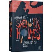 Sherlock Holmes 3 Sherlock Holmes'un Dönüşü Sir Arthur Conan Doyle