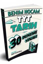 Benim Hocam Yayınları Tyt Tarih 30 Deneme...