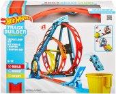 Mattel Hot Wheels Track Builder Üçlü Çember...