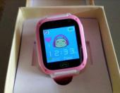 Smart 2030 Türkçe Gps Takip Sistemli Akıllı Çocuk Saati Pembe