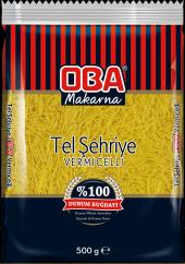 Oba Makarna Tel Şehriye 500 gr