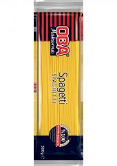Oba Makarna Spagetti 500 Gr