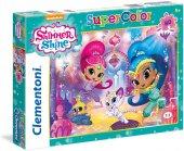 Clementoni 26969 Shimmer & Shine 60 Parça Puzzle
