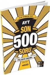 Hız Yayınları Ayt Felsefe Grubu Son 500 Soru