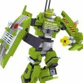 Legocity 276 Parça Robot
