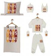 Pia Baby GL 1958 11 Parça İsme Özel Taraftar Hastane Çıkışı-3