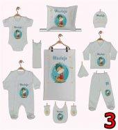 Pia Baby 03 11 Parça İsme Özel Hastane Çıkışı-3