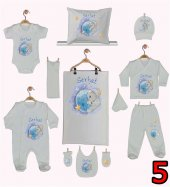 Pia Baby 03 11 Parça İsme Özel Hastane Çıkışı-5