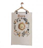 Pia Baby GL 1909-11 İsme Özel Bebek Battaniye Yastık Seti-2