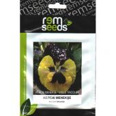 Hercai Menekşe Çiçek Tohumu 3 Vıola Trıcolor
