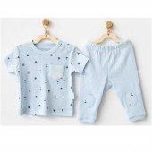 Andywawa Erkek Bebek Mevsimlik 2li Pijama...