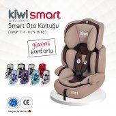 Kiwi Safe&comfort Smart 9 36 Kg Oto Koltuğu