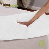 Kiwi Organik Yün Bebek Yastığı (100 Kuzu Yünü Dolgulu) 35*45