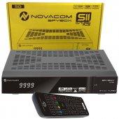 Novacom Spybox S11 Cı Turbo Plus 4k Ip Tv Set Top Box Uydu Alıcıs