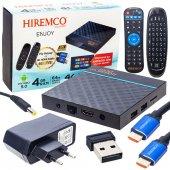 Hıremco Enjoy Androıd 9.0 Box 4gb Ddr3 Ram 64gb Hafıza Dahili Wif