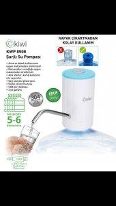 Kiwi Kwp 8508 Şarjlı Su Pompası