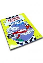 Ferrari Boyama Kitabı Yarış Zamanı Beta Kids