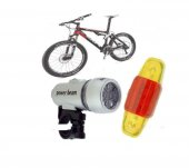 Onton Bisiklet Feneri Ve Stop Lambası