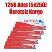 5 Paket Klozet Kapak Örtüsü 1250 (5x250) Adet...