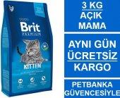 Brit Care Premium Kitten Yavru Kedi Maması 3 Kg...