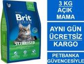 Brit Care Premium Sterilised Kısır Kedi Maması...