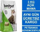Bestpet Tavuklu Yetişkin Kedi Maması 3 Kg Açık Mama