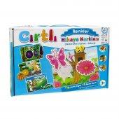 Eğitici Oyuncak Cırtlı Hikaye Kartları (Hayvanlar,meslekler,renkler)3 Seçenek Okul Öncesi 3+