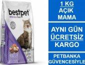 Bestpet Mix (Kuzu Tavuk Somon) Yetişkin Kedi...