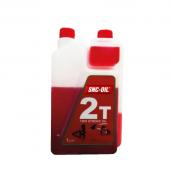 Snc Oil Ölçekli 2 Zamanlı 2t Yağ 1 Litre
