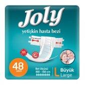 Joly Yetişkin Bezi Large 48 Adet