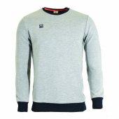 Uhlsport 1101871 G Sweat Pamuklu B.yaka Axel M Erkek Sweatshirts
