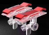 Hytech Hy Pg01 Pubg Ateş Tetiği Kırmızı Beyaz