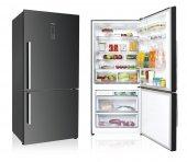 Silverline R12028b01 Ankastre Buzdolabı No Frost Cam Yüzey