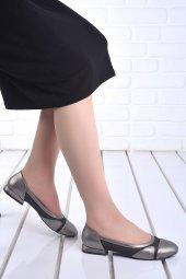 Ayakland 456 Cilt Günlük Bayan Babet Ayakkabı...