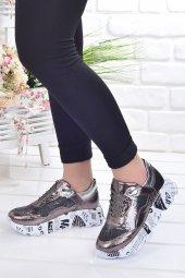Ayakland Ljn 027 Günlük Bayan Spor Ayakkabı...