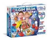 Clementoni Bilim Ve Oyun Deney Seti Çılgın Bilim 64230