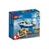 Lego City Police Gökyüzü Polisi Jet Devriye...