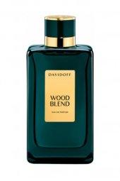 Davidoff Wood Blend Edp 100 Ml Erkek Parfümü