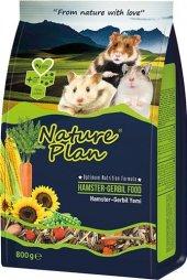 Nature Plan Hamster Yemi 800 Gr.