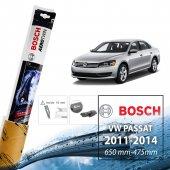 VW Passat B7 Silecek Takımı 2011-2014 Bosch Aerotwın