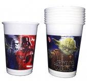 Star Wars Plastik Bardak 8 Adet