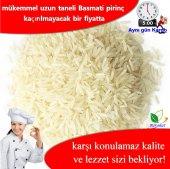 Basmati Sella Altın Pirinç Uzun Taneli. 2 Kg