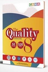 Gama Okul Yayınları 8. Sınıf Quality Deneme Yeni 2020