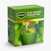 Akzer Çınar Yapr. Kırkkilit Otlu Çay 60lı