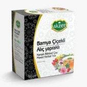 Akzer Bamya Çiçekli Alıç Yapraklı Çay 60lı