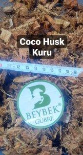 Coco Husk Chips (Kuru) Beybek Hindistan Cevizi Kabuğu 1kg