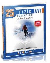 Apotemi YKS AYT Deneme 25 Li Fizik - 2021